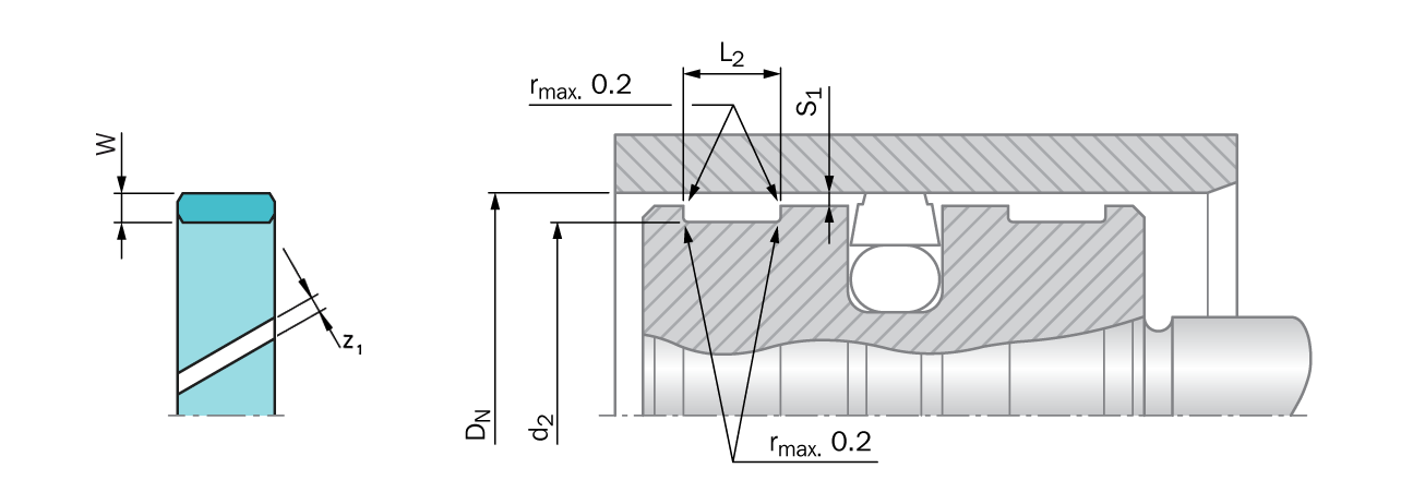 installation drawing